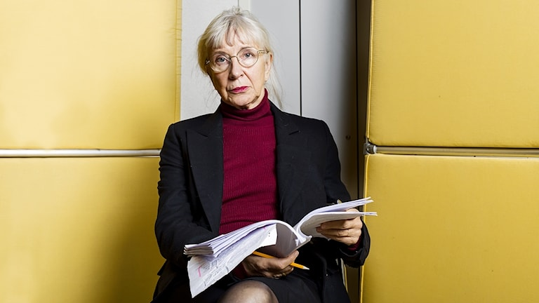Drama i P1.  64 minuter med Rebecka.  Suzanne Osten.  P1 Sveriges Radio.