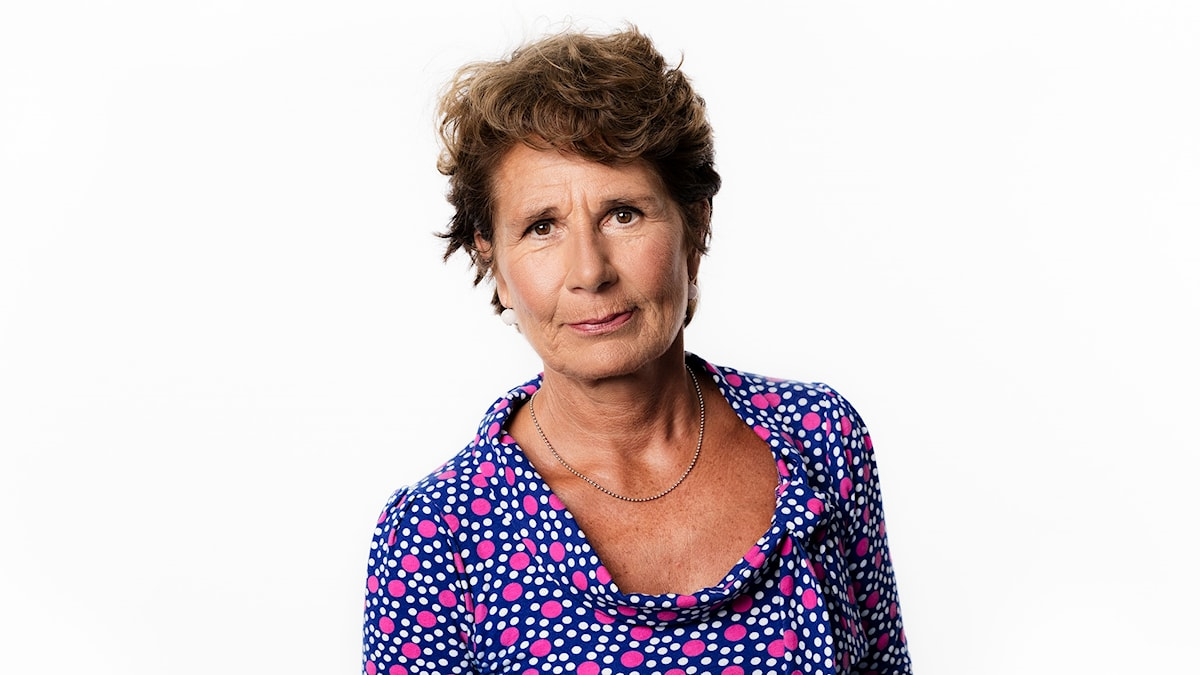 Alice Petrén. Sveriges Radios korrespondent om Migration. Ekot Sveriges Radio.
