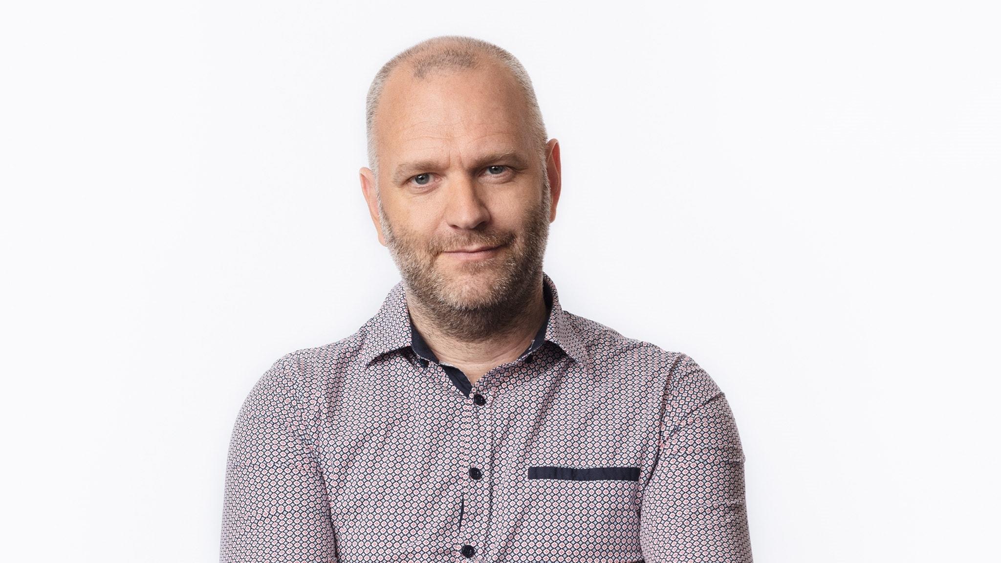En tisdag med en isklump i magen: Ekots David Rasmusson i Köpenhamn