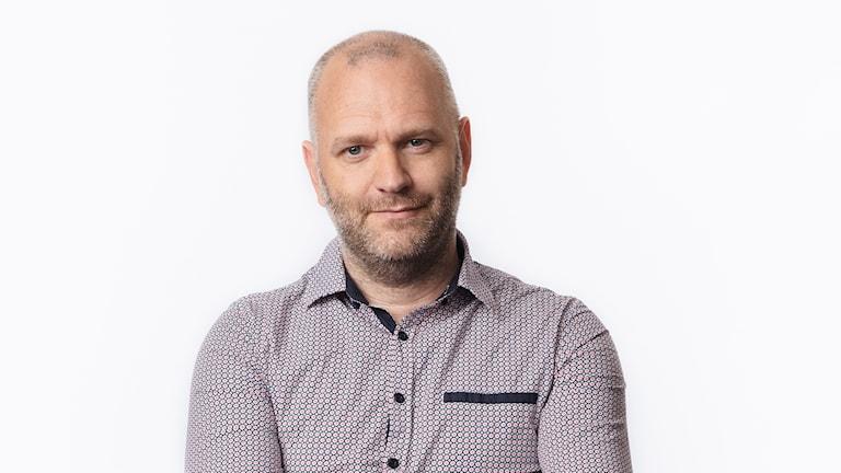 Sveriges Radios korrespondenter 2017 David Rasmusson (Danmark) Ekot Sveriges Radio