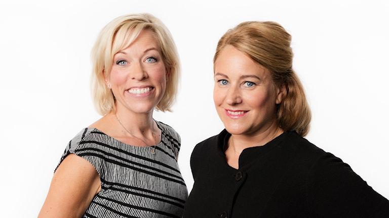Sveriges Radios korrespondenter 2016. Ginna Lindberg, Utrikeschef Ekot Sveriges Radio. Beatrice Janzon, utrikesreporter. Ekot Sveriges Radio.