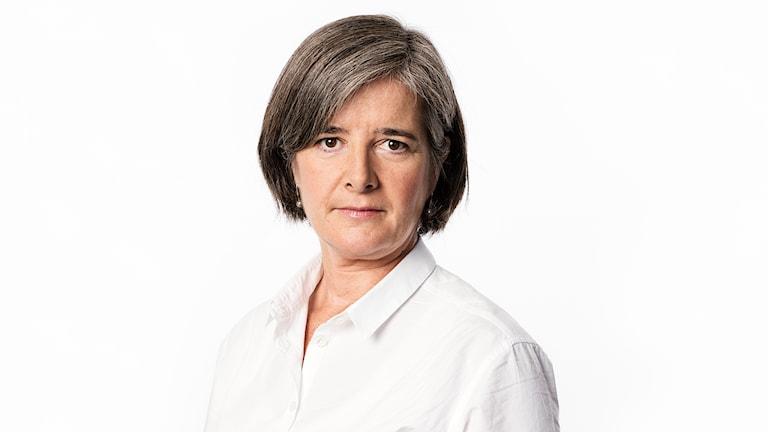 Daniela Marquardt. Sveriges Radios korrespondent i Berlin. Ekot Sveriges Radio.
