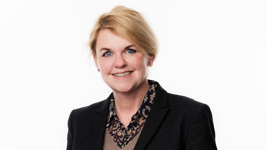 Helena Engqvist, kommunikationsdirektör