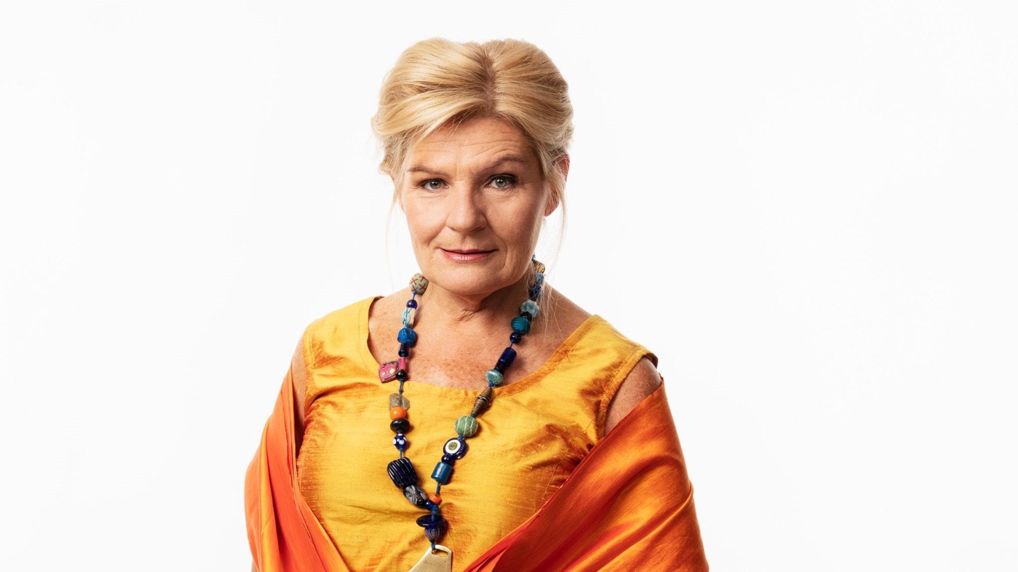Sveriges Radios korrespondenter 2018  Cecilia Uddén (Kairo)  Ekot Sveriges Radio