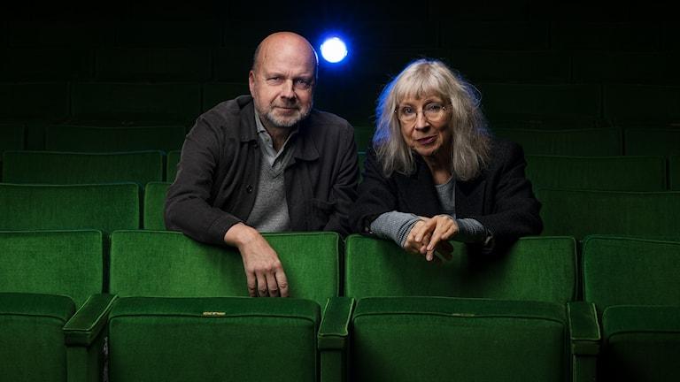 Bergmanpodd Gunnar Bolin och Suzanne Osten P1 Sveriges Radio