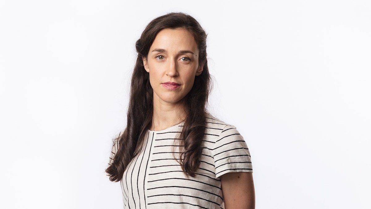 Sveriges Radios korrespondenter 2017 Hanna Sahlberg (Peking) Ekot Sveriges Radio