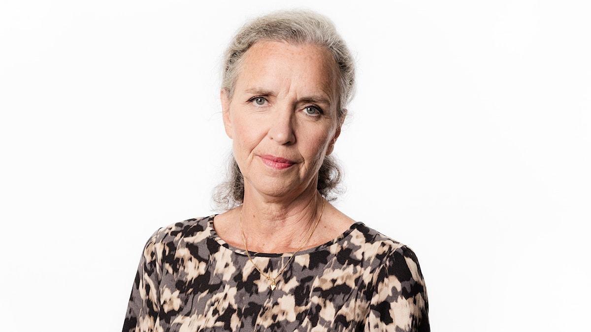 Inger Arenander. Sveriges Radios korrespondent i Washington. Ekot Sveriges Radio. foto: Mattias Ahlm/Sveriges Radio