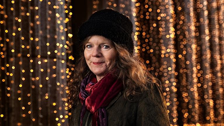 Lena Nordlund Sveriges Radios julvärd 2018 P1 Sveriges Radio