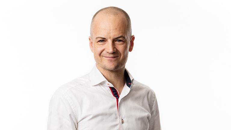 Björn Heurlin Teknikdirektör Sveriges Radio