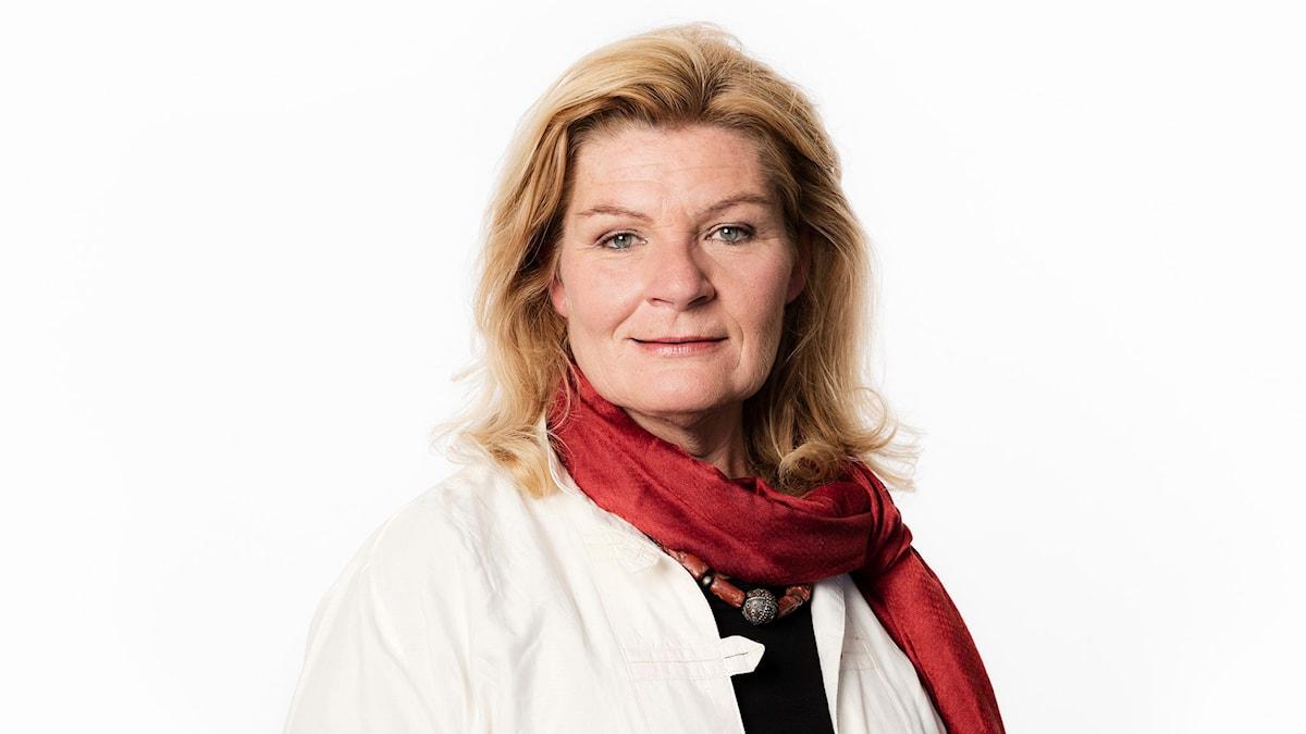 Cecilia Uddén. Sveriges Radios korrespondent i Kairo. Ekot Sveriges Radio.