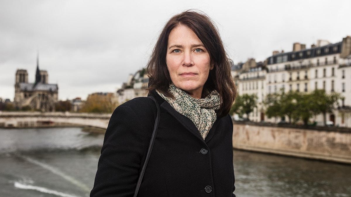 Margareta Svensson, Sydeuropa Sveriges Radios korrespondent i Paris Ekot Sveriges Radio