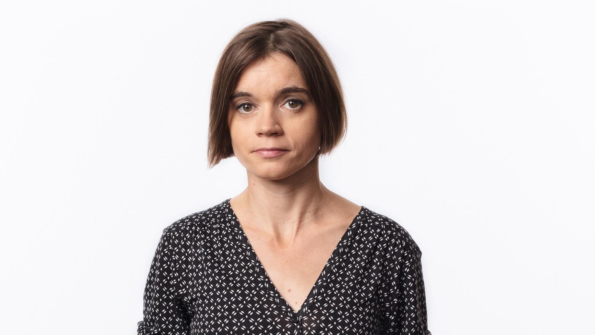 Om ett levnadsöde på lokaltåget. Ekots Johanna Melén.