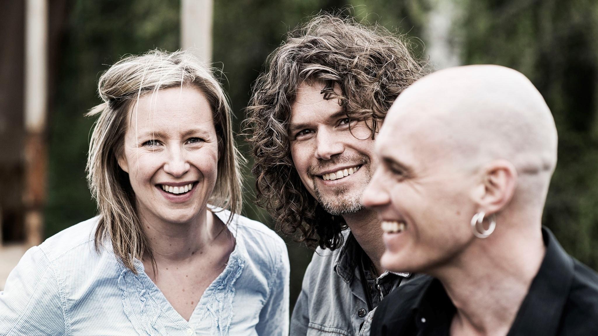 Johanna Bölja, Pär Engman och Görgen Antonsson