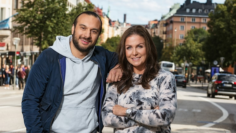 Morgon i P5 STHLM med Titti Schultz och Farzad Nouri P5 Stockholm Sveriges Radio