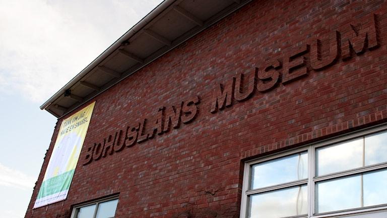 Bohusläns museum. Foto: Julia Forsberg/Sveriges Radio