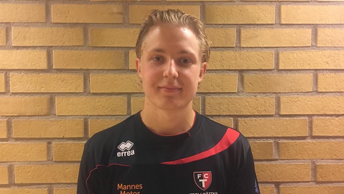 Tobias Berntsson, FC Trollhättan