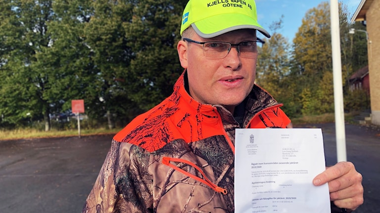 Lars -Georg Hedlund, Skredsviks jaktlag