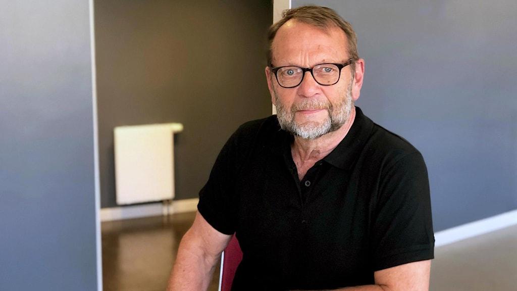 kommunstyrelseordföranden i Munkedal Jan Hognert (M).