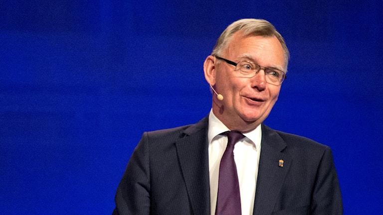 Lars Bäckström slutar som landshövding i Västra Götaland.