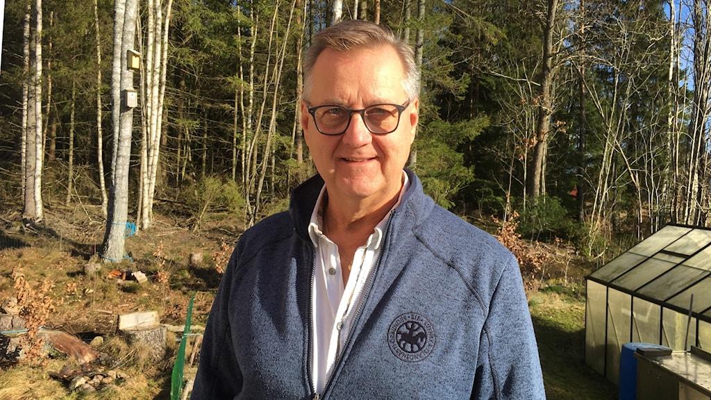 Dan Nyberg, ordförande(S) i socialnämnden i Vänersborg