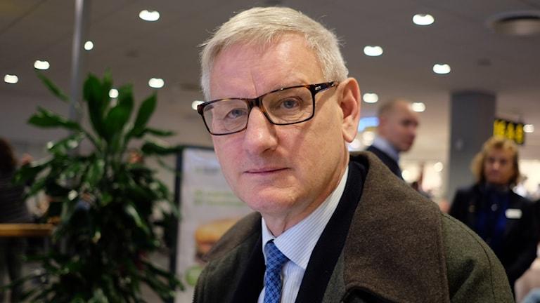 Bild på politikern Carl Bildt. Joakim Goksör/TT
