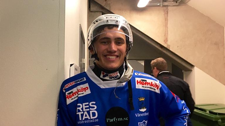 Alexander Zitoni i IFK Vänersborg