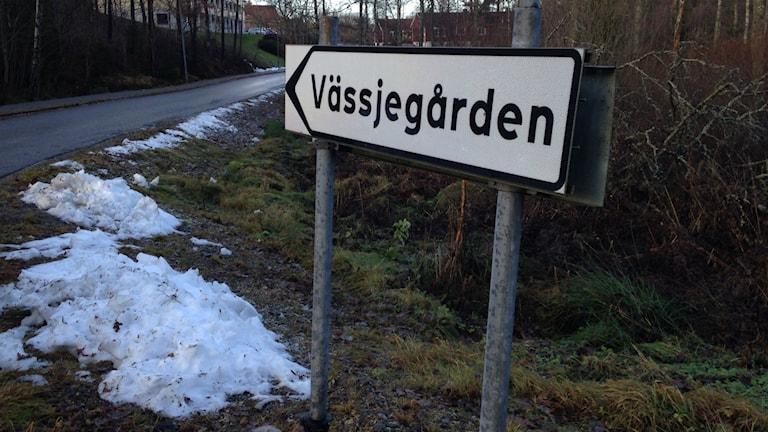 Vässjegården i Hällevadsholm, ett av de äldreboenden Munkedal kommun vill lägga ner.