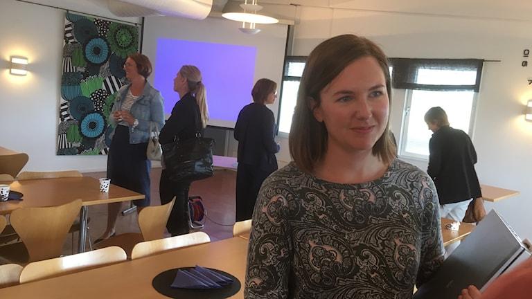Sarah Nilsson, Arbetsförmedlingen