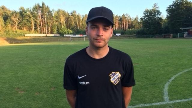 Oscar Iglicar i IK Oddevold