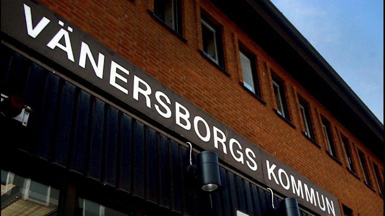 Vänersborgs kommunhus. Foto: Dragan Mitrovic/Scanpix