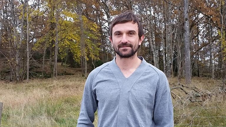 Ljungskiles lagkapten i fotboll, Aleksandar Kitic