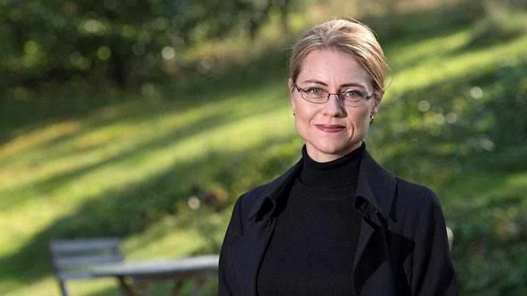 Teologen och kulturskribenten Jayne Svenungsson utses till ny ledamot i Svenska Akademien.