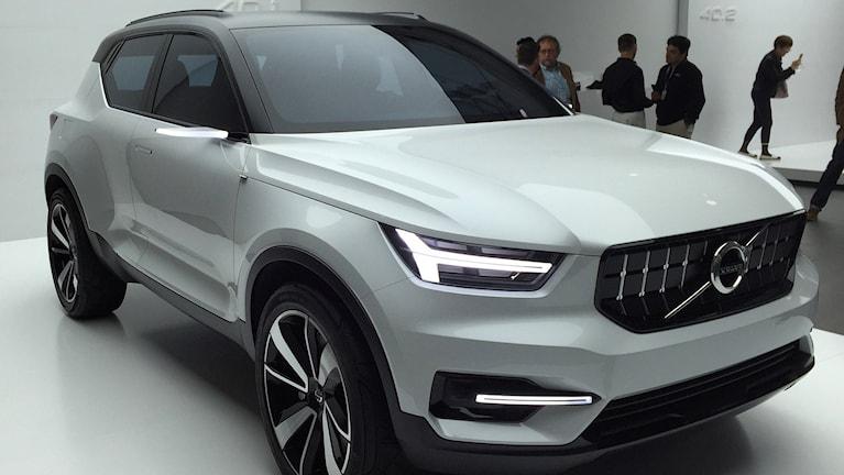 Volvo konceptbil 40