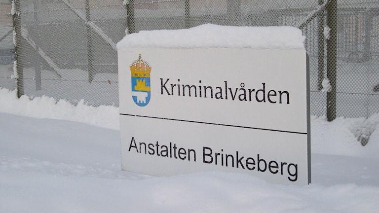 Brinkebergsanstaltet i Vänersborg. Foto: Cecilia Bäcklund/SR Väst.