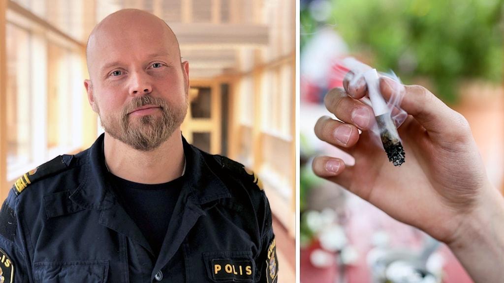 Droger Trollhättan Matias Hasselström