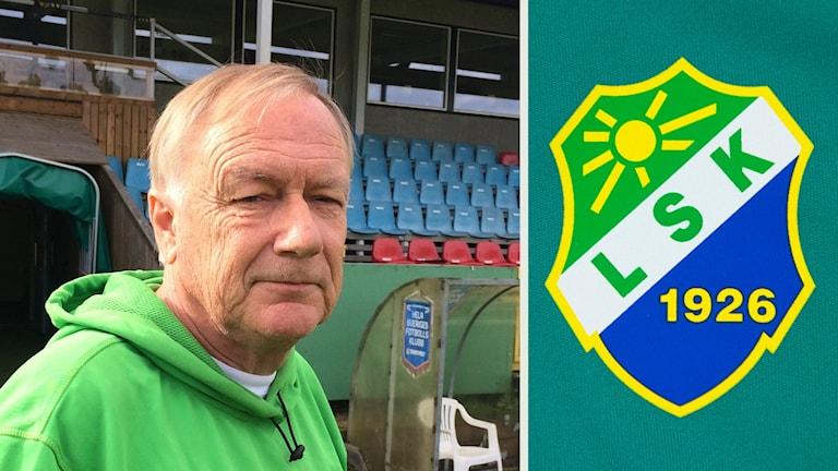 Ljungskiles ordförande Erland Holmdahl
