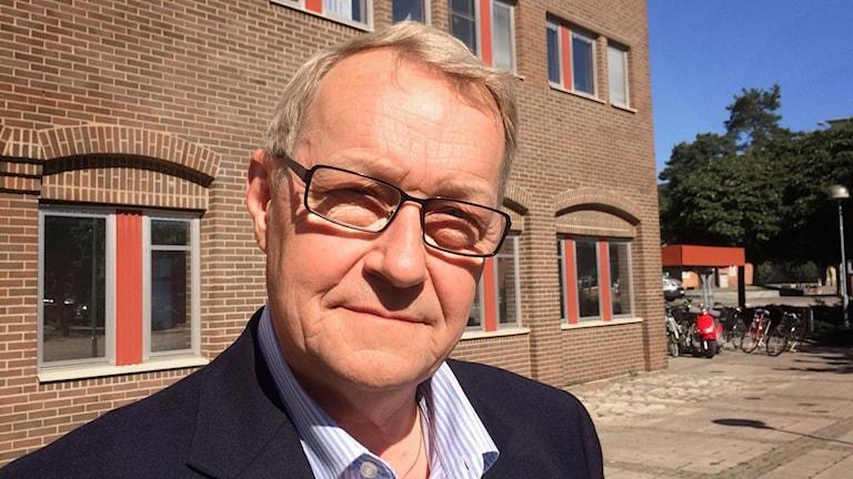 Trollhättans kommunalråd Paul Åkerlund (S).