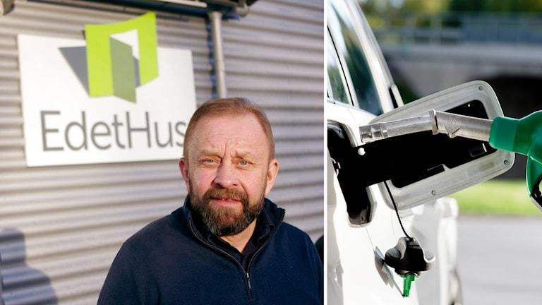 Anställda kör privat – med kommunbolagets bilar