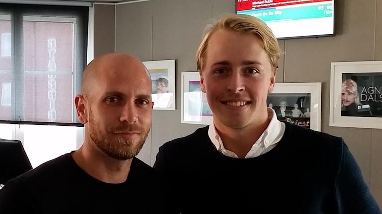 Robin Strömberg har gjort tio mål för Ljungskile och Oddevolds Johan Patriksson har hittat målet fyra gånger under säsongen.