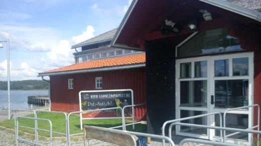 Hamncompagniet i Åmål. Foto: Andreas Lithander/Sveriges Radio