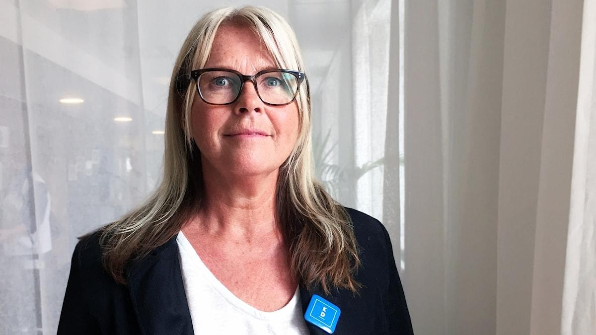 Maria Nilsson (KD)