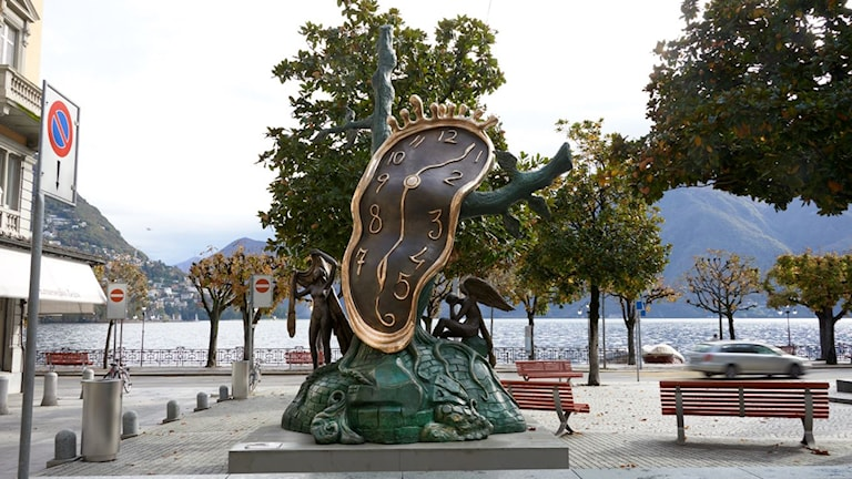 Dali Nobility of Time Lugano