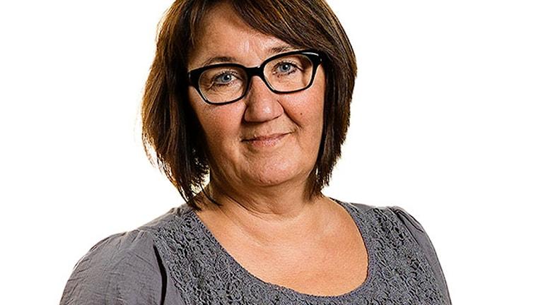 Carina Åström, NU-sjukvårdens ordförande. Foto: VG-regionen.