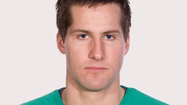 Gabriel Altemark Vanneryr i LSK-tröjan. Foto: LSK.