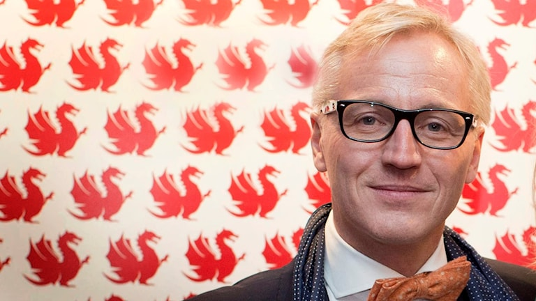 Mikael Fellenius är ny vd för Film Väst