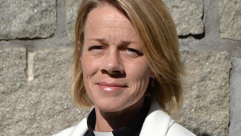 Kyrkoherden Malin Hammarström från Strömstad i nytt upprop mot sexuella trakasserier och övergrepp.