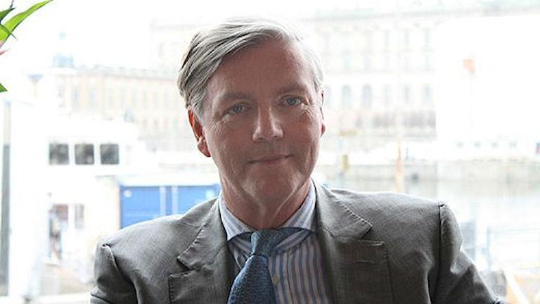 Victor Muller. Foto: Victor Jensen/Sveriges Radio