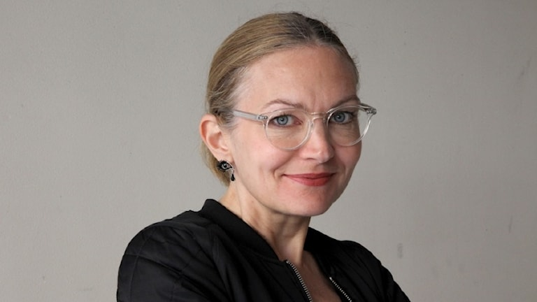 porträtt av Ulrika Grönérus som är kommunikatör på Film i väst