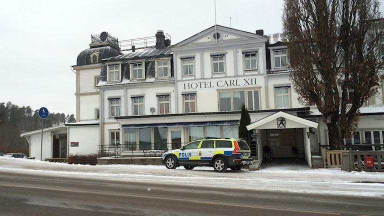 Asylboendet Hotel Carl XII i Ed