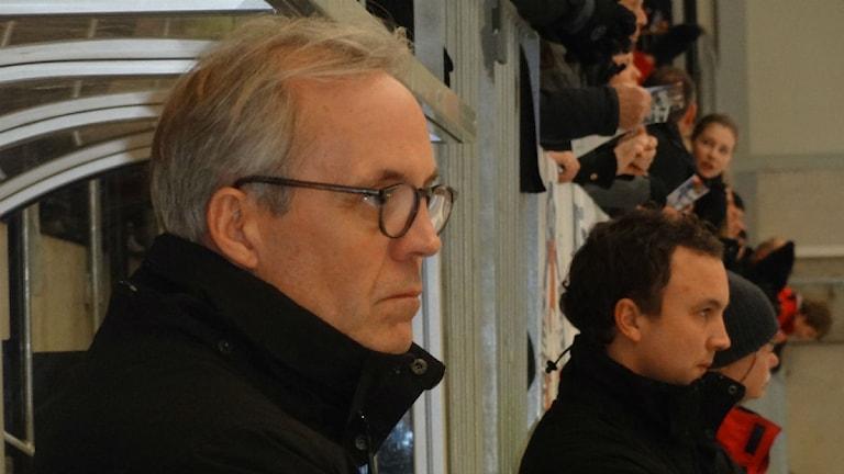 IFK Vänersborg Stefan Karlsson tränare Foto: Bengt Israelsson SR/Väst